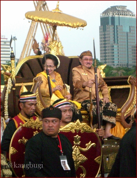 From West Java (Kepatihan Agung Kuningan) - the largest representative group